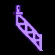 Passenger Side wing brace.stl Télécharger fichier STL gratuit WLtoys A959 • Plan imprimable en 3D, EvolvingExtrusions
