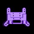 Front-Rear Shock tower plate.stl Télécharger fichier STL gratuit WLtoys A959 • Plan imprimable en 3D, EvolvingExtrusions