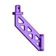 driver side wing brace.stl Télécharger fichier STL gratuit WLtoys A959 • Plan imprimable en 3D, EvolvingExtrusions
