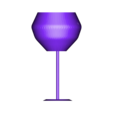 Glass.stl Télécharger fichier STL gratuit Verre • Design pour impression 3D, sammy3