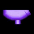 winchester hopper Body DOWN.STL Download STL file 50 rounds Winchester Hopper • 3D printable object, DjeKlein