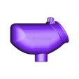 winchester hopper Body.STL Download STL file 50 rounds Winchester Hopper • 3D printable object, DjeKlein