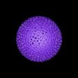 balll.stl Télécharger fichier STL gratuit boule voronoi • Modèle à imprimer en 3D, juanpix