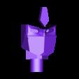 Head-Gray.stl Télécharger fichier STL gratuit Big Optimus Prime! - Modèle multi-matériaux • Plan pour imprimante 3D, ChaosCoreTech