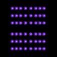 Ligne Plots.stl Download STL file Domino 3D • 3D print design, graphismeMIH