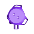 Google_Home_Mini_Wall_Mount_With_Mod.stl Download free STL file Google Home Mini Wall Mount With 1/4 Inch Headphone Jack Mod • 3D print design, MakeItWork