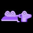 Articulated_Dump_Truck_v2.stl Download free STL file Articulated Dump Truck • Design to 3D print, MakeItWork