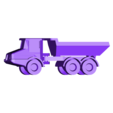 Articulated_Dump_Truck.stl Download free STL file Articulated Dump Truck • Design to 3D print, MakeItWork