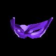 Masquerade Mask.stl Download free STL file Masquerade Mask • 3D print model, Lucy_Haribert