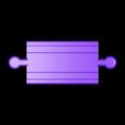 Downslope End Track.stl Download free STL file Toy Train Tracks • 3D printer design, FerryTeacher