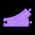 Left Split Track.stl Download free STL file Toy Train Tracks • 3D printer design, FerryTeacher