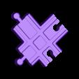 Crossing Track.stl Download free STL file Toy Train Tracks • 3D printer design, FerryTeacher