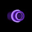 Pièce2.STL Download free STL file Just Clip LacesClip # LIFEHACK3D • 3D printable model, ZimArthur