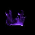 Gorilla Jaw.stl Download STL file HIGH RESOLUTION REPLICA SCAN GORILLA SKULL FULL SIZE • Model to 3D print, Anthrobones