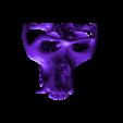Gorilla Front.stl Download STL file HIGH RESOLUTION REPLICA SCAN GORILLA SKULL FULL SIZE • Model to 3D print, Anthrobones