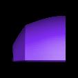 part 6.stl Download STL file Deathstroke Injustice Helmet • 3D printable model, VillainousPropShop