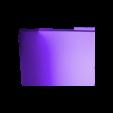 part 11.stl Download STL file Deathstroke Injustice Helmet • 3D printable model, VillainousPropShop
