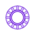 Gear12-Pinion101ws.stl Download STL file Propfan Engine, Pusher Type using with Planetary Gearbox • 3D printer template, konchan77