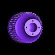 HPC-Rotor901ws.stl Download free STL file Jet Engine; 3-Spool, Modified Parts • Model to 3D print, konchan77