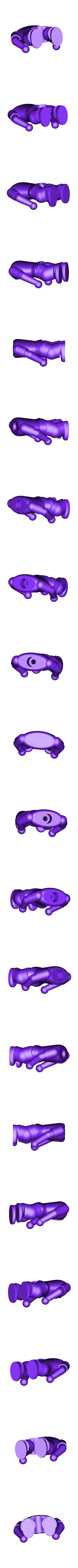 Body2.stl Download free STL file Bobble Head • Model to 3D print, wjordan819