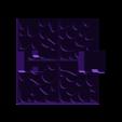 Finalized_Door_Frame.stl Télécharger fichier STL GeneriTiles - Topset de table RPG • Modèle pour imprimante 3D, daandruff