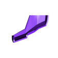 Jaw right.stl Download STL file Iron Man Mark 42  • 3D printing object, SKUPERDIY