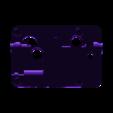UME_Top.stl Télécharger fichier STL gratuit Ultimaker 2 + / 3 Extrudeuse Bowden Extension • Design à imprimer en 3D, HeyVye