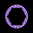 spool_top.stl Download STL file micro cord spool • 3D printable model, Cadfinger