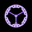 spool_base.stl Download STL file micro cord spool • 3D printable model, Cadfinger