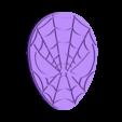 cap tete final v2.stl Download free STL file spinner spiderman • 3D printing model, IenienVador