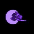 wizardy_girl2_1.stl Télécharger fichier STL gratuit Schoolkids et enseignants magiques • Design à imprimer en 3D, Earsling