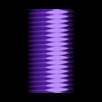 Tube fileté M10x1.stl Télécharger fichier STL gratuit Tube M 10 x 1 mm fixe douille • Plan à imprimer en 3D, gerbat