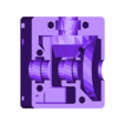 enclosure_side_A.stl Download free STL file Nema 17 right angle gearbox with spiral bevel gears • 3D printer model, dasaki