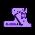 dasaki_CDDE_RIGHT_body_3mm.stl Télécharger fichier STL gratuit Extrudeuse Dasaki Compact Direct Drive pour Prusa i3 (engrenage d'entraînement MK7) • Objet pour imprimante 3D, dasaki
