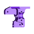 dasaki_MK8ish_extruder_body_3mm_LEFT.stl Télécharger fichier STL gratuit Dasaki MK8ish Extrudeuse à entraînement direct pour Prusa i3 (engrenage d'entraînement MK7) • Design pour imprimante 3D, dasaki