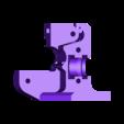 dasaki_MK8ish_extruder_body_1_75mm_RIGHT.stl Télécharger fichier STL gratuit Dasaki MK8ish Extrudeuse à entraînement direct pour Prusa i3 (engrenage d'entraînement MK7) • Design pour imprimante 3D, dasaki
