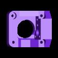 support_right.stl Télécharger fichier STL gratuit BCN3D + extrudeuse à entraînement direct • Modèle à imprimer en 3D, dasaki