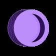 bowl.stl Download free STL file Brick Pattern Bowl • 3D printable template, MeesterEduard