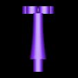 tige.stl Download STL file Pen Holder - Pencil Holder • Object to 3D print, maipourkoi
