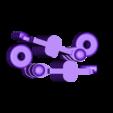 candygun_bolt.stl Download free STL file Double Barrel Candy Corn Launcher • 3D printer design, DragonflyFabrication