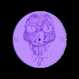sawreloj3d2.stl Download free STL file 3D SAW watch • 3D printable template, 3dlito