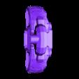 Right_Leg_Tank_Treads.stl Download free STL file Modular Mech Heavy Gun Set • 3D print model, mrhers2