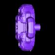 Left_Leg_Tank_Treads.stl Download free STL file Modular Mech Heavy Gun Set • 3D print model, mrhers2