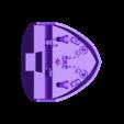 cas_modular_bug.stl Download free STL file CAS - the modular xyz-cube cargo ship • 3D printing template, vandragon_de