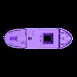 cas_top.stl Download free STL file CAS - the modular xyz-cube cargo ship • 3D printing template, vandragon_de