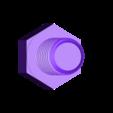 M12x1.75x15mm.STL Télécharger fichier STL gratuit Écrou et boulon métriques les plus courants - M2 à M20 • Plan pour impression 3D, TheTNR