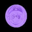 relojmario33.stl Download free STL file Mario 3D Clock • Object to 3D print, 3dlito