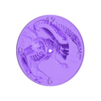 relojalien2.stl Download free STL file Alien Clock 3D • Model to 3D print, 3dlito
