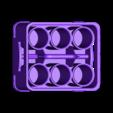 bakbiertjoep2.0.stl Download free STL file beer cap organizer • 3D printable model, dennisprijs
