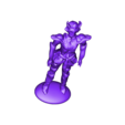 chevalier dragon.obj Download OBJ file 10 Intergalactic Humanoids • 3D print object, Majin59